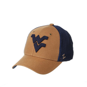 West Virginia Mountaineers Tucson Trucker Hat