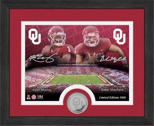 Kyler Murray & Baker Mayfield Oklahoma Sooners