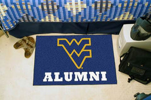 wvu football, wvu basketball, wvu door mat
