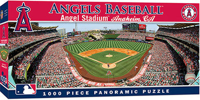 Los Angeles Angels Panoramic Puzzle