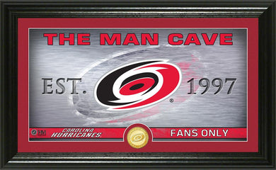 Carolina Hurricanes Man Cave