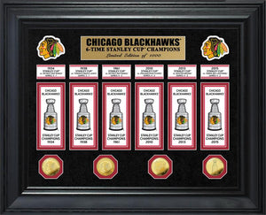 Chicago Blackhawks Stanley Cup Champions