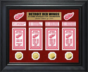 detroit red wings stanley cup champions