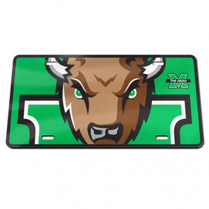 marshall thundering herd marco license plate