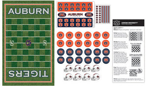 Auburn Tigers Checkers