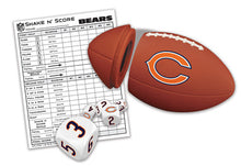 Chicago Bears Shake 'n Score Game