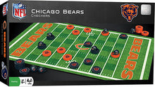 Chicago Bears Checkers