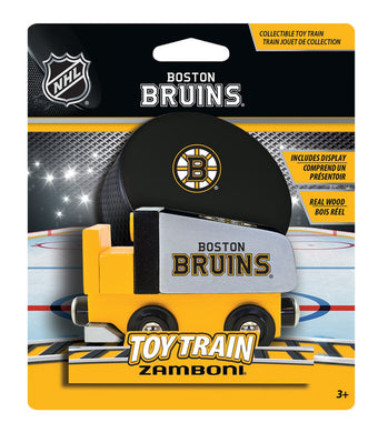 Boston Bruins Zamboni Toy Train