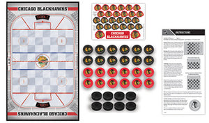 Chicago Blackhawks Checkers