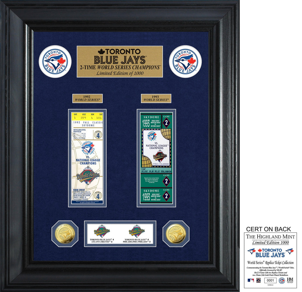 toronto blue jays world series champions
