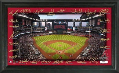 Arizona Diamondbacks Signature Field