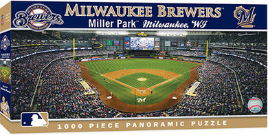 milwaukee brewers puzzle