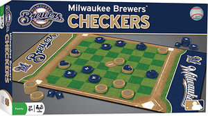 milwaukee brewers checkers
