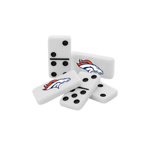 Denver Broncos Dominoes