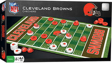 cleveland browns checkers