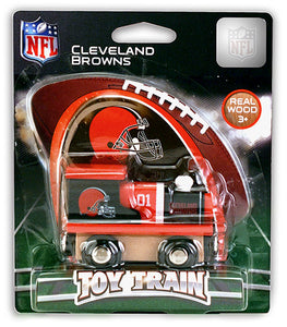 cleveland browns train, cleveland browns toy train