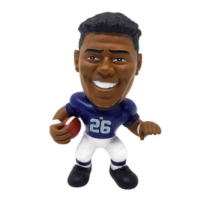 Saquon Barkley New York Giants Big Shot Ballers Action Figure