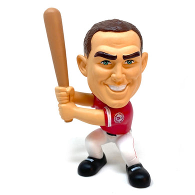 Mike Trout Los Angeles Angels Big Shot Ballers Action Figure