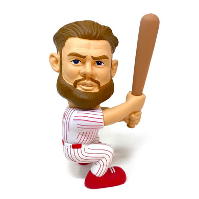 Bryce Harper Philadelphia Phillies Big Shot Ballers Action Figure