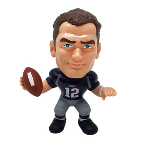 Tom Brady New England Patriots Big Shot Ballers Action Figure