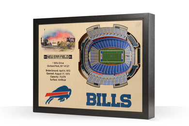 buffalo bills new era field