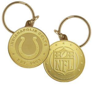indianapolis colts key chain