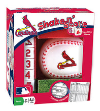 St. Louis Cardinals Shake 'n Score Game