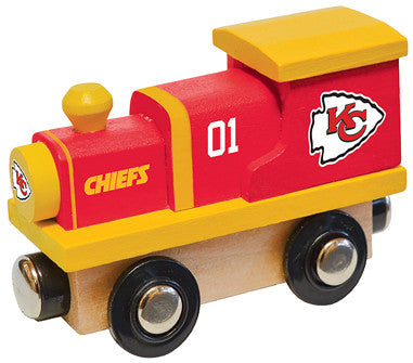 kansas city chiefs train, kansas city chiefs toy train
