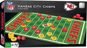 kansas city chiefs checkers