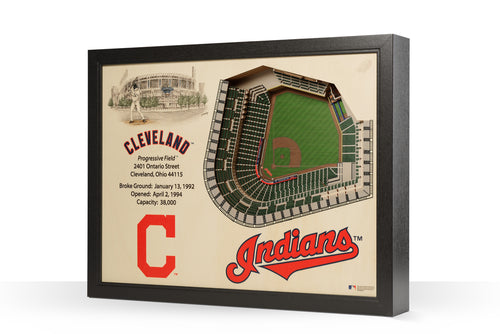 cleveland indians progressive field