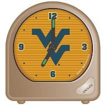 wvu football, wvu basketball, wvu alarm clock