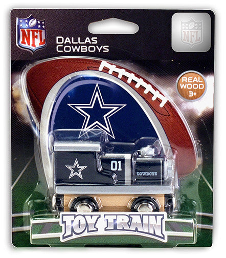 dallas cowboys toy train