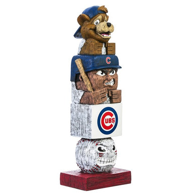 chicago cubs tiki totem