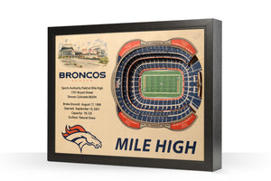 denver broncos mile high stadium