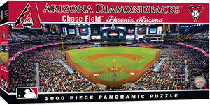 Arizona Diamondbacks Panoramic Puzzle