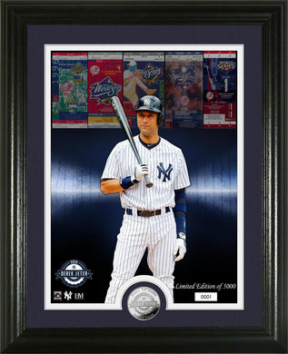 Derek Jeter New York Yankees 2020 Hall of Fame