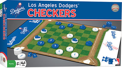 Los Angeles Dodgers Checkers, la dodgers checkers game