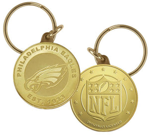 philadelphia eagles key chain