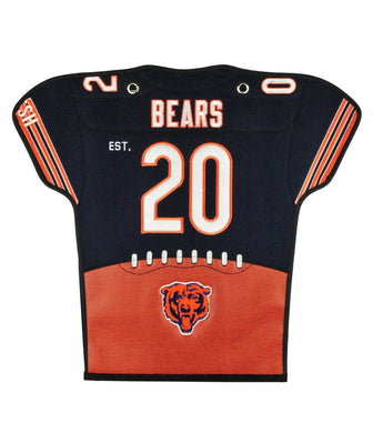 Chicago Bears Jersey Traditions Banner