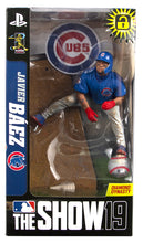 Javier Baez Chicago Cubs MLB The Show 19 Action Figure