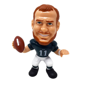 Carson Wentz Philadelphia Eagles Big Shot Ballers Action Figure