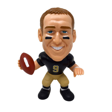 Drew Brees New Orleans Saints Big Shot Ballers Action Figure