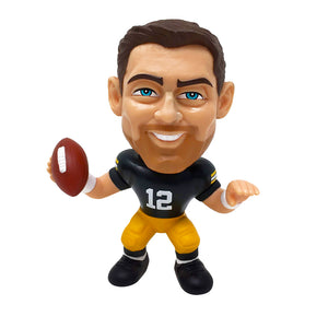 Aaron Rodgers Green Bay Packers Big Shot Ballers Action Figure