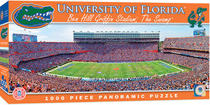 Florida Gators Panoramic Puzzle