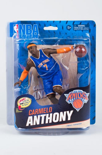 Carmelo Anthony New York Knicks McFarlane NBA Sports Picks Series 23 Action Figure