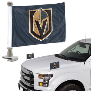 Vegas Golden Knights Ambassador Flag Set of 2