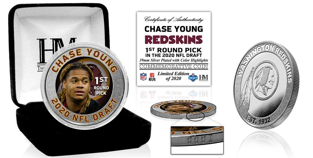 Chase Young Washington Football Team