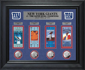new york giants super bowl champions