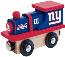 new york giants train, new york giants toy train