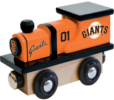 san francisco giants train, san francisco giants toy train
